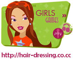More hair dressing games