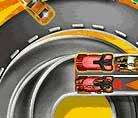Hot Wheels Spin City Drive-...