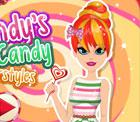 Sandy's Candy Hairstyles Makeover