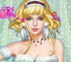 Taylor Swift Fantasy Hairstyle