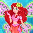 Game Ariel Princess Winx Style