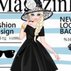Game Queen Fashion Magazine Cover