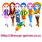 More dressup games