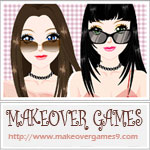 Makeover games online